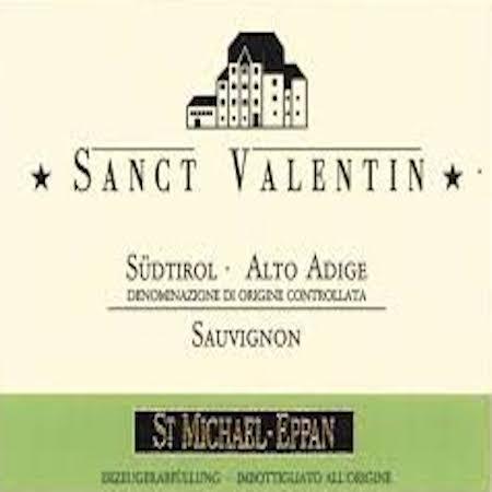Il Vino del giorno: Sanct Valentin Sauvignon 2007