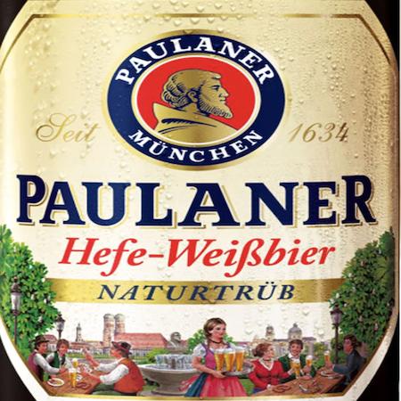 Oltre il Vino…la Birra: Paulaner Hefe-Weissbier