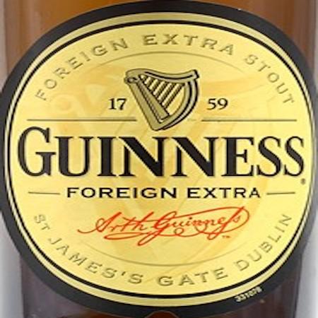 Oltre il Vino…la Birra: Guinness Foreign Extra