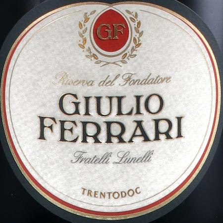 Il Vino del giorno: Giulio Ferrari 2000