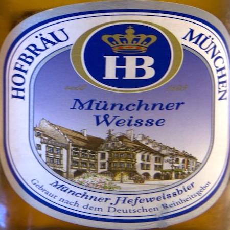 Oltre il Vino…la Birra: HB Munchner Weisse