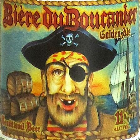 Oltre il Vino…la Birra: Bière du Boucanier