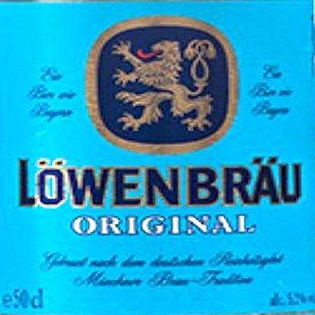 Oltre il Vino…la Birra: Löwenbräu Original