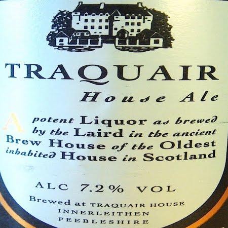 Oltre il Vino…la Birra: Traquair House Ale