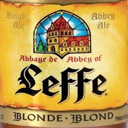 Oltre il Vino…la Birra: Leffe Blonde