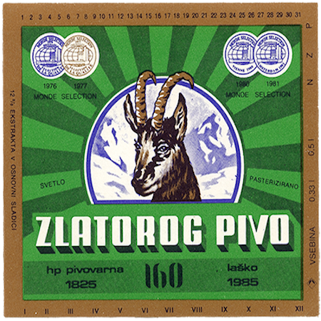 Oltre il Vino…la Birra: Zlatorog Pivo