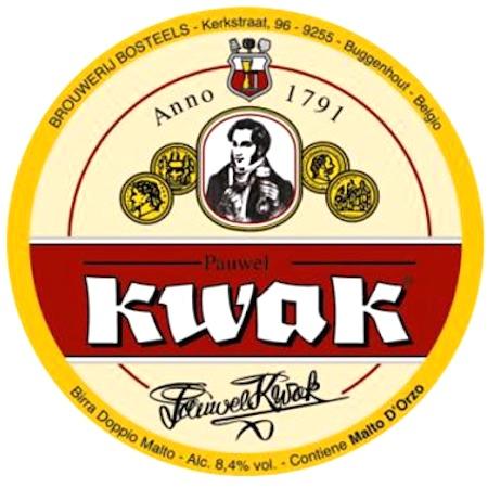 Oltre il Vino…la Birra: Kwak