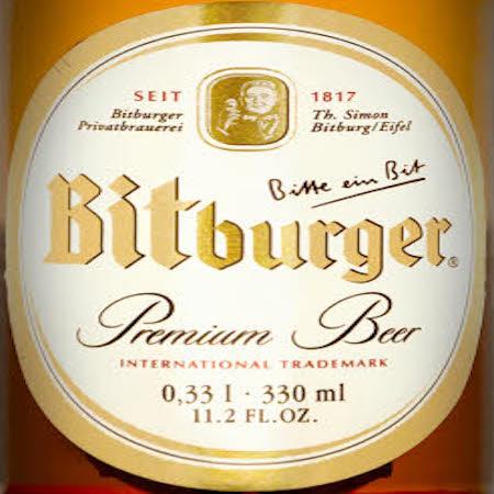 Oltre il Vino…la Birra: Bitburger Premium