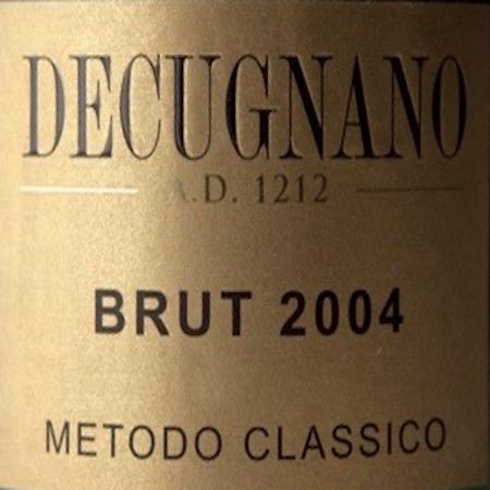 Il Vino del giorno: Decugnano Brut 2004