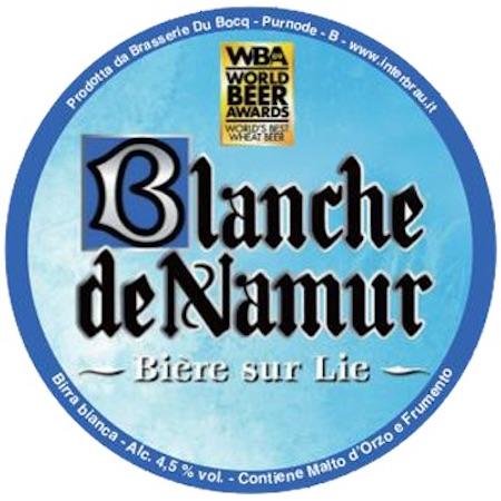 Oltre il Vino…la Birra: Blanche de Namur