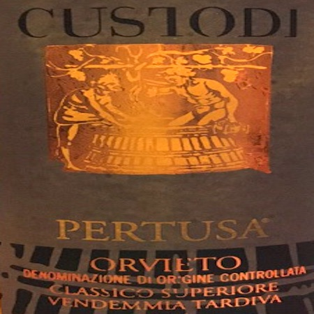 Il Vino del giorno: Pertusa 2008