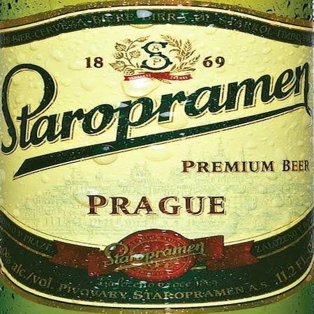 Oltre il Vino…la Birra: Staropramen Pilsner