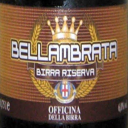 Oltre il Vino…la Birra: Bellambrata