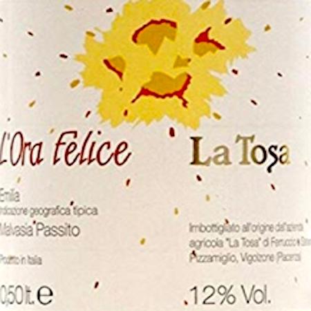 Il Vino del giorno: L'Ora Felice 2009