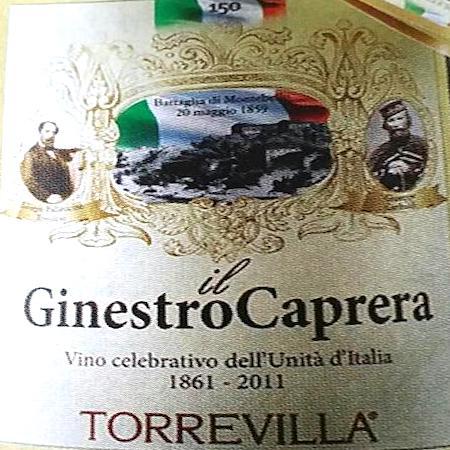 Il Vino del giorno: Ginestro Caprera Riserva