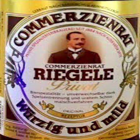 Oltre il Vino…la Birra: Riegele Privat