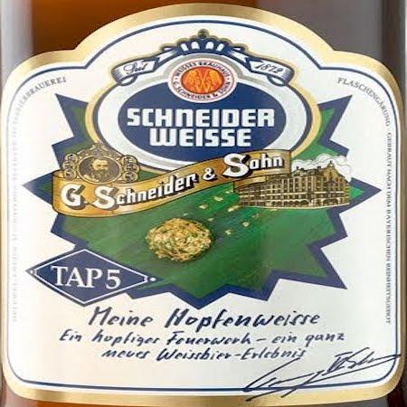 Oltre il Vino…la Birra: Schneider TAP5
