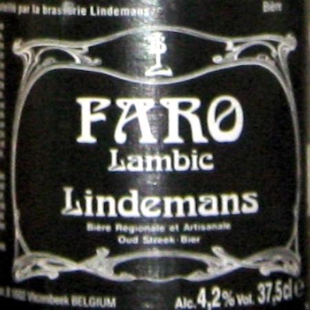 Oltre il Vino…la Birra: Lindemans Faro