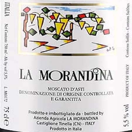 Il Vino del giorno: Moscato d'Asti 2010