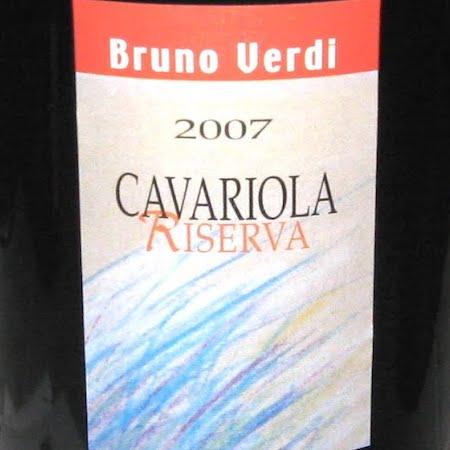 Il Vino del giorno: Cavariola 2007