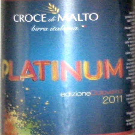 Oltre il Vino…la Birra: Platinum 2011