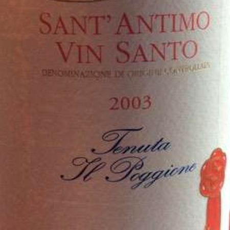 Il Vino del giorno: Vin Santo 2003