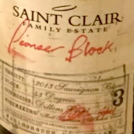 Il Vino del giorno: Pioneer Block 3 2013