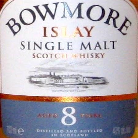 Oltre il Vino…i Distillati: Bowmore 8 years