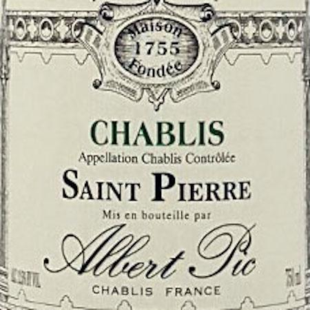 Il Vino del giorno: Chablis Premier Cru 2002