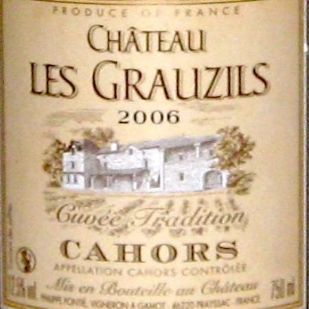 Il Vino del giorno: Château Les Grauzils Cuvèe Tradition 2006