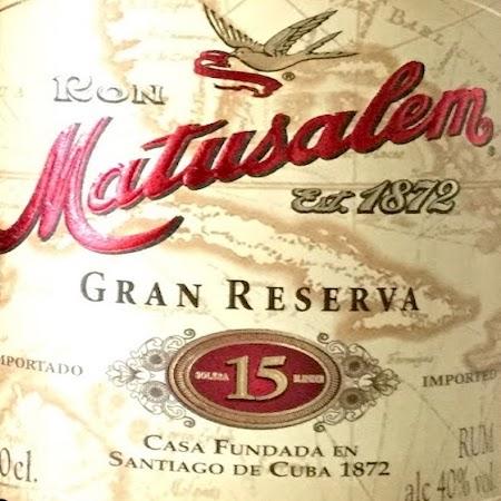 Oltre il Vino…i Distillati: Matusalem Gran Reserva 15 Años