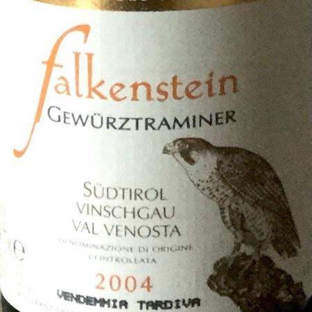 Il Vino del giorno: Gewürztraminer Vendemmia Tardiva 2004