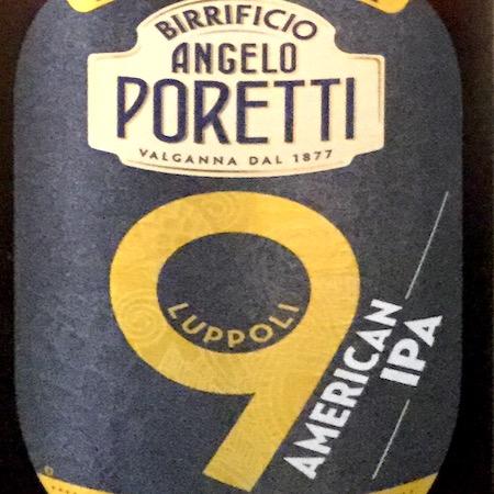 Oltre il Vino…la Birra: 9 Luppoli IPA