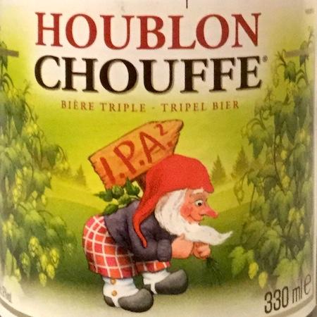 Oltre il Vino…la Birra: Houblon Chouffe