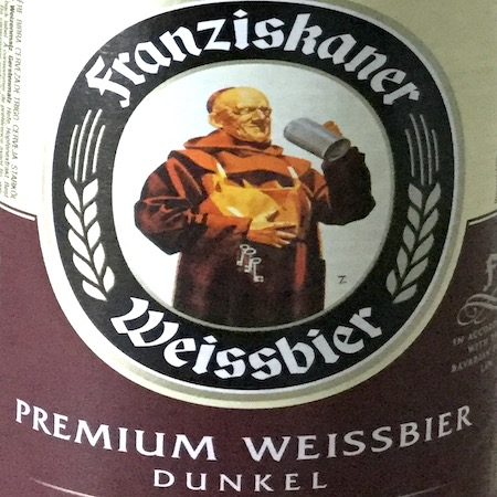 Oltre il Vino…la Birra: Franziskaner Weissbier Dunkel