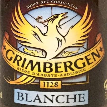 Oltre il Vino…la Birra: Grimbergen Blanche