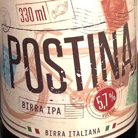 Oltre il Vino…la Birra: Postina IPA