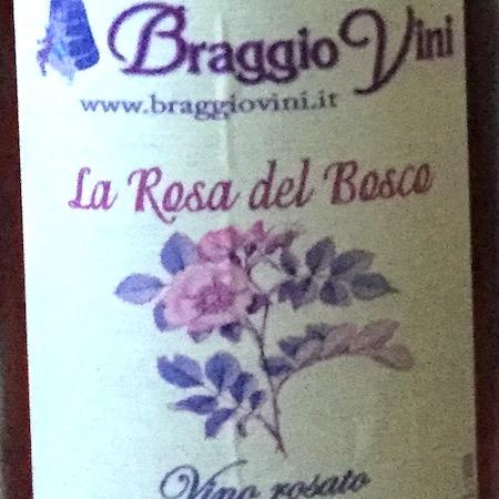 Il Vino del giorno: La Rosa del Bosco 2017
