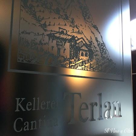 Visita alla Cantina-Kellerei Terlan