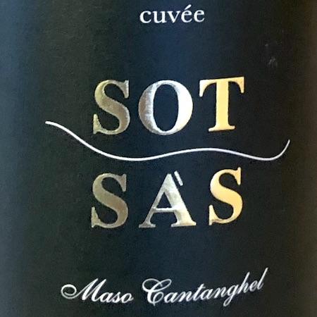 Il Vino del giorno: SotSàs Cuvée 2016