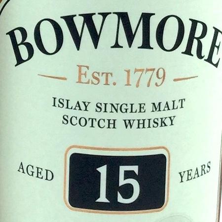Oltre il Vino…i Distillati: Bowmore 15 Years