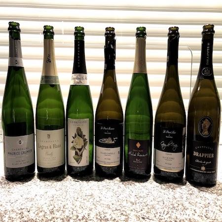 La Degustazione: La sfida degli Champagne