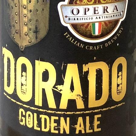 Oltre il Vino…la Birra: Dorado
