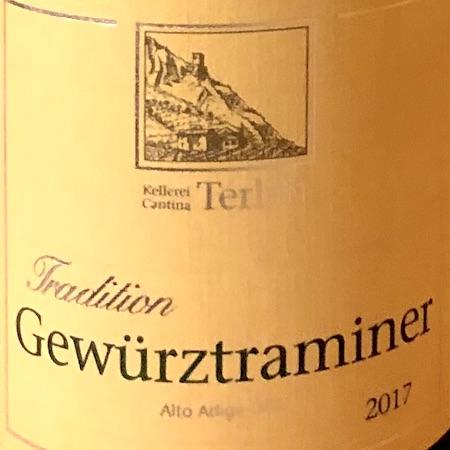 Il Vino del giorno: Gewürztraminer 2017