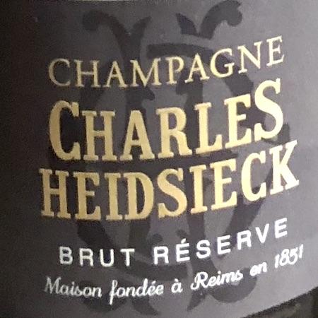Il Vino del giorno: Champagne Brut Réserve