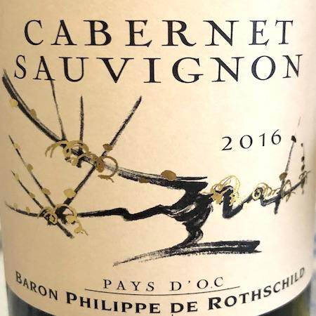 Il Vino del giorno: Cabernet Sauvignon 2016