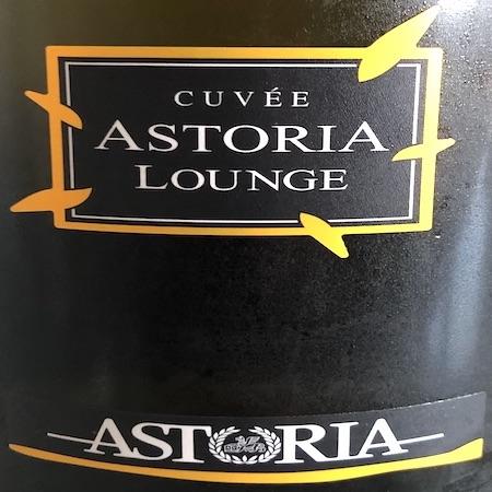 Il Vino del giorno: Cuvée Astoria Lounge