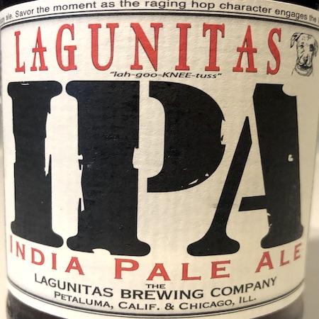 Oltre il Vino…la Birra: Lagunitas IPA