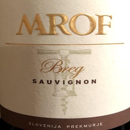 Il Vino del giorno: Breg Sauvignon 2016