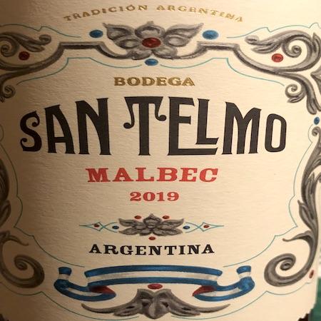 Il Vino del giorno: Malbec 2019